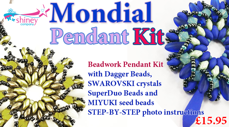 Beadwork Kit Mondial Necklace